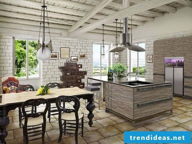 white brown combination country style furniture modern furnishings rustic villa furniture