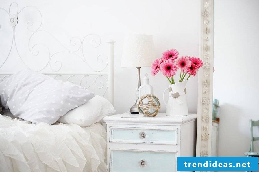 country house furniture white dkeoideen nightstand wood cushions bedroom furnish modern