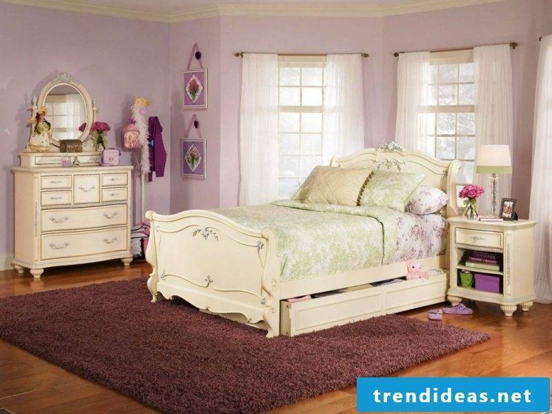 Furniture country style white nursery bed wood cushions wall decor best ideas decor