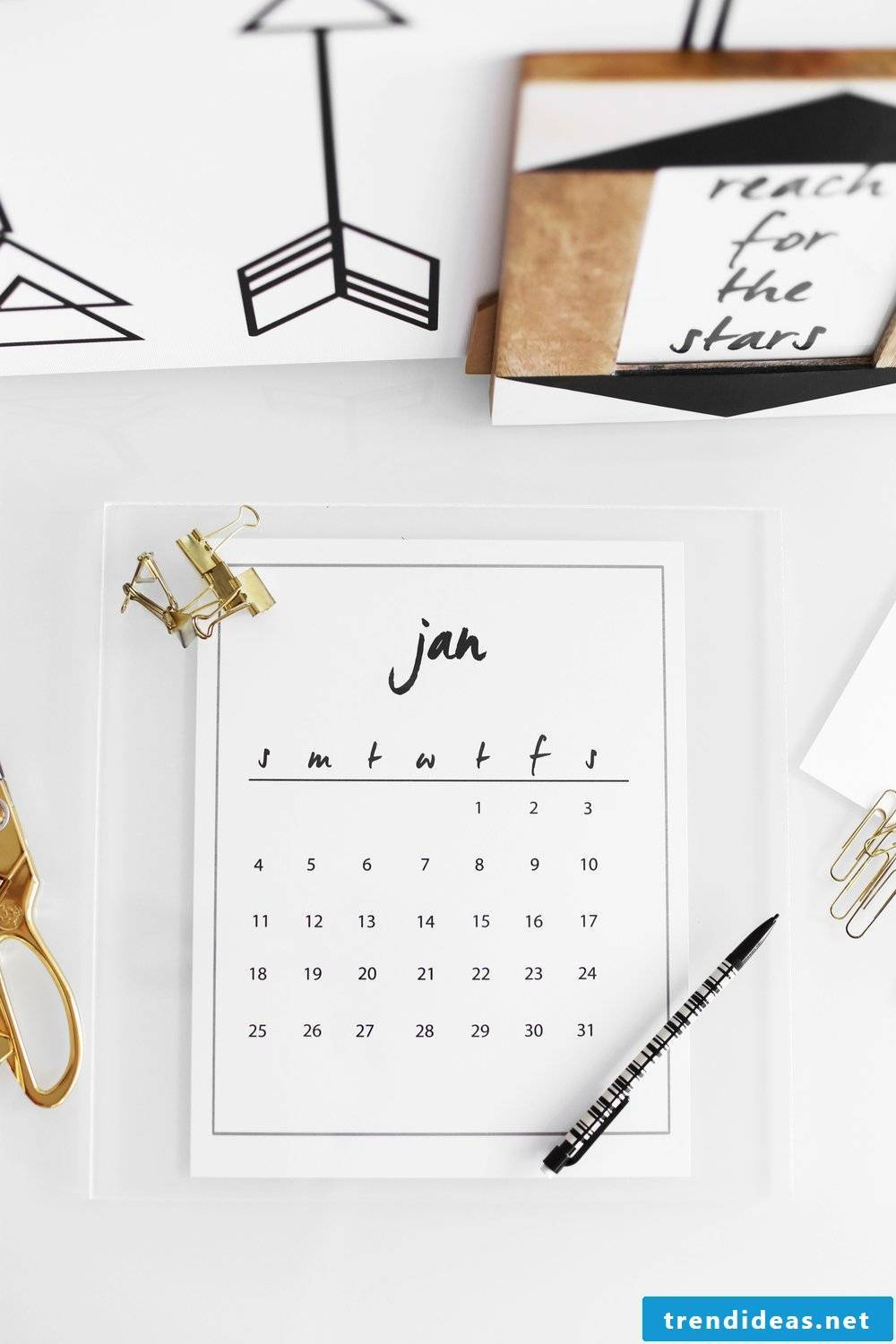 Other great ideas for photo calendars