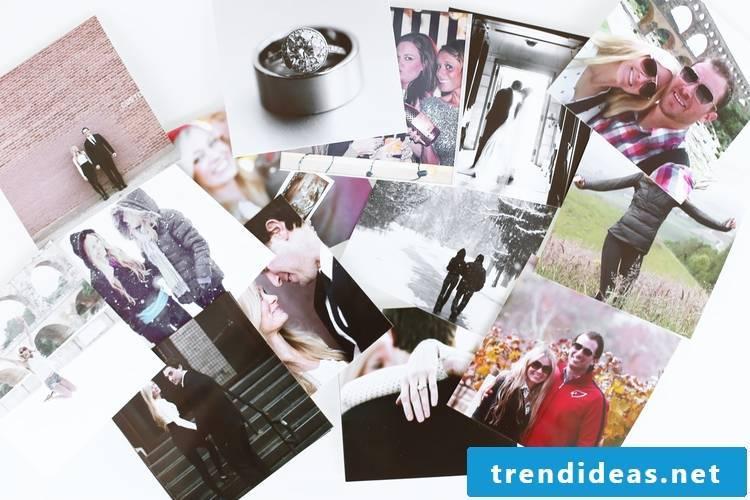 Create a photo calendar yourself: Step 1