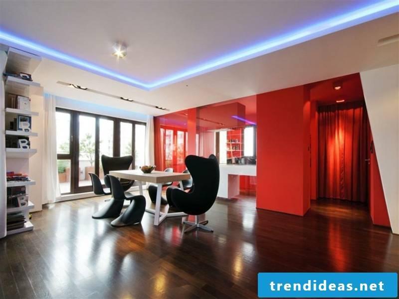 Interior furnishing-red-walls-resized