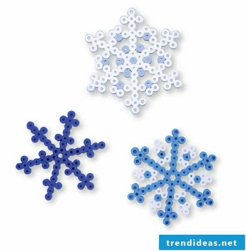 Beading templates Christmas great crafting ideas snowflakes