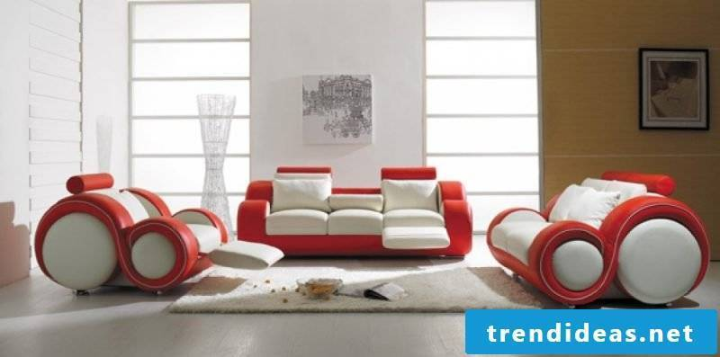 Modern Italian designer furniture!