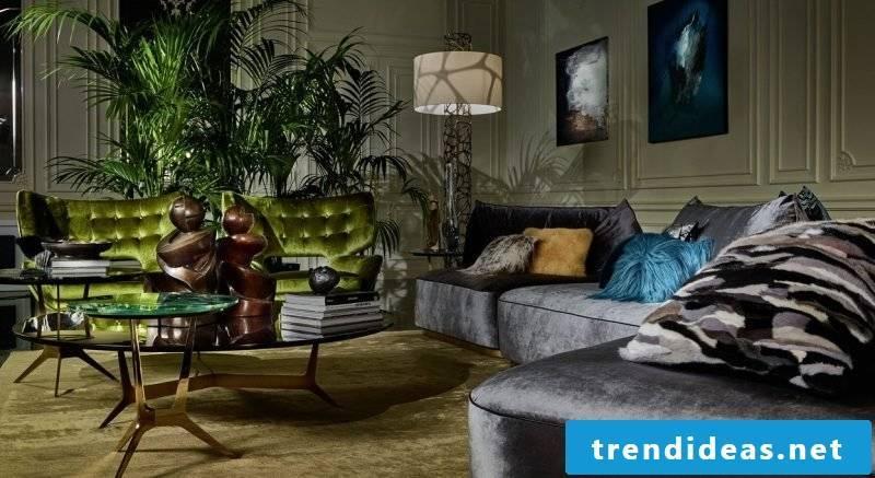 Italian designer furniture for aesthetic decor!