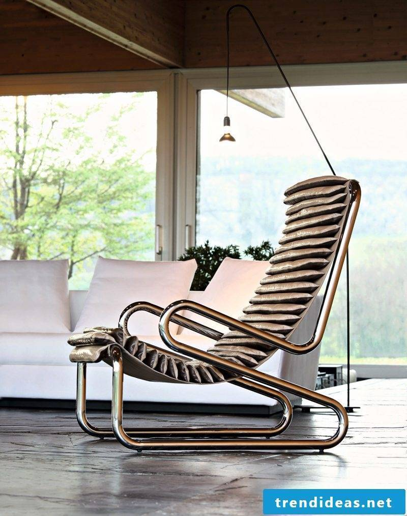 Busnelli chair: Italian designer furniture!
