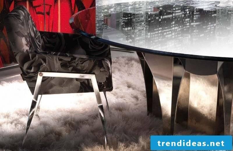 Italian designer furniture: modern chair!