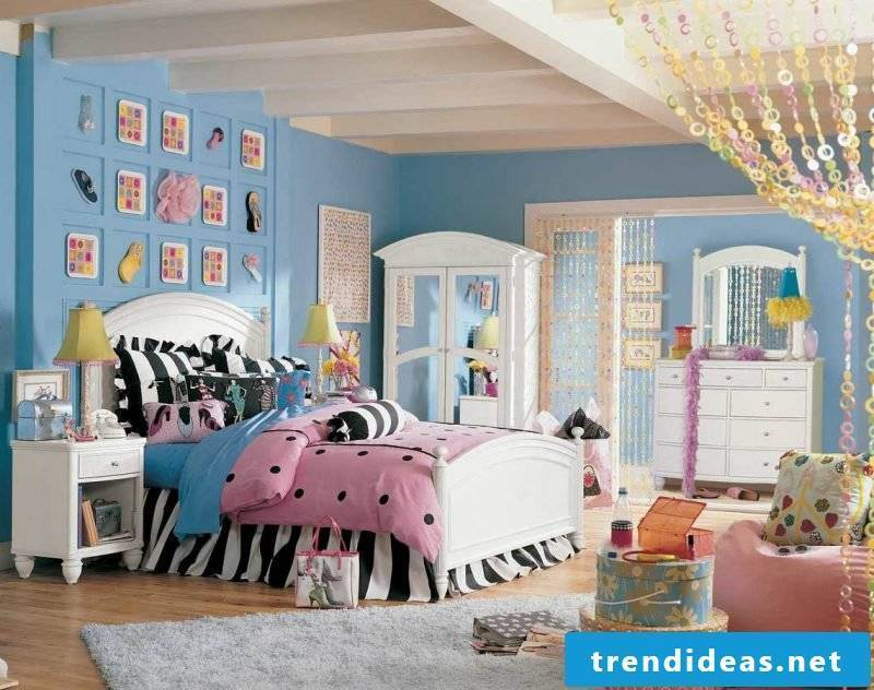 Cool bedding for girls room