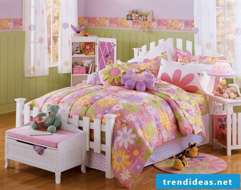 Cool linen in pink for girls