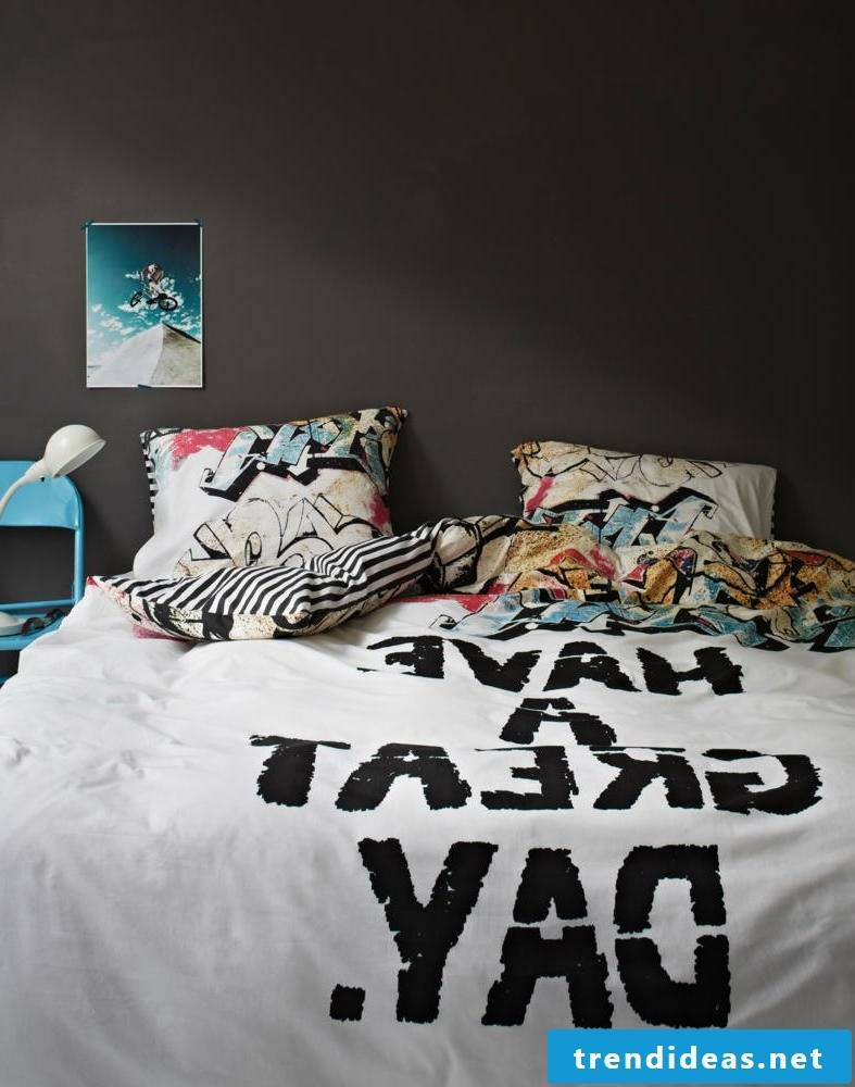 Print cool sheets with sayings