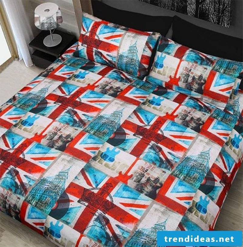 Cool bedding with your favorite states