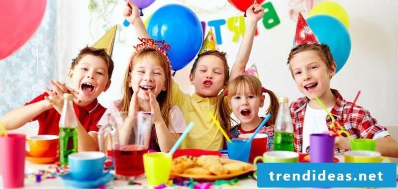 Kids birthday food creative ideas