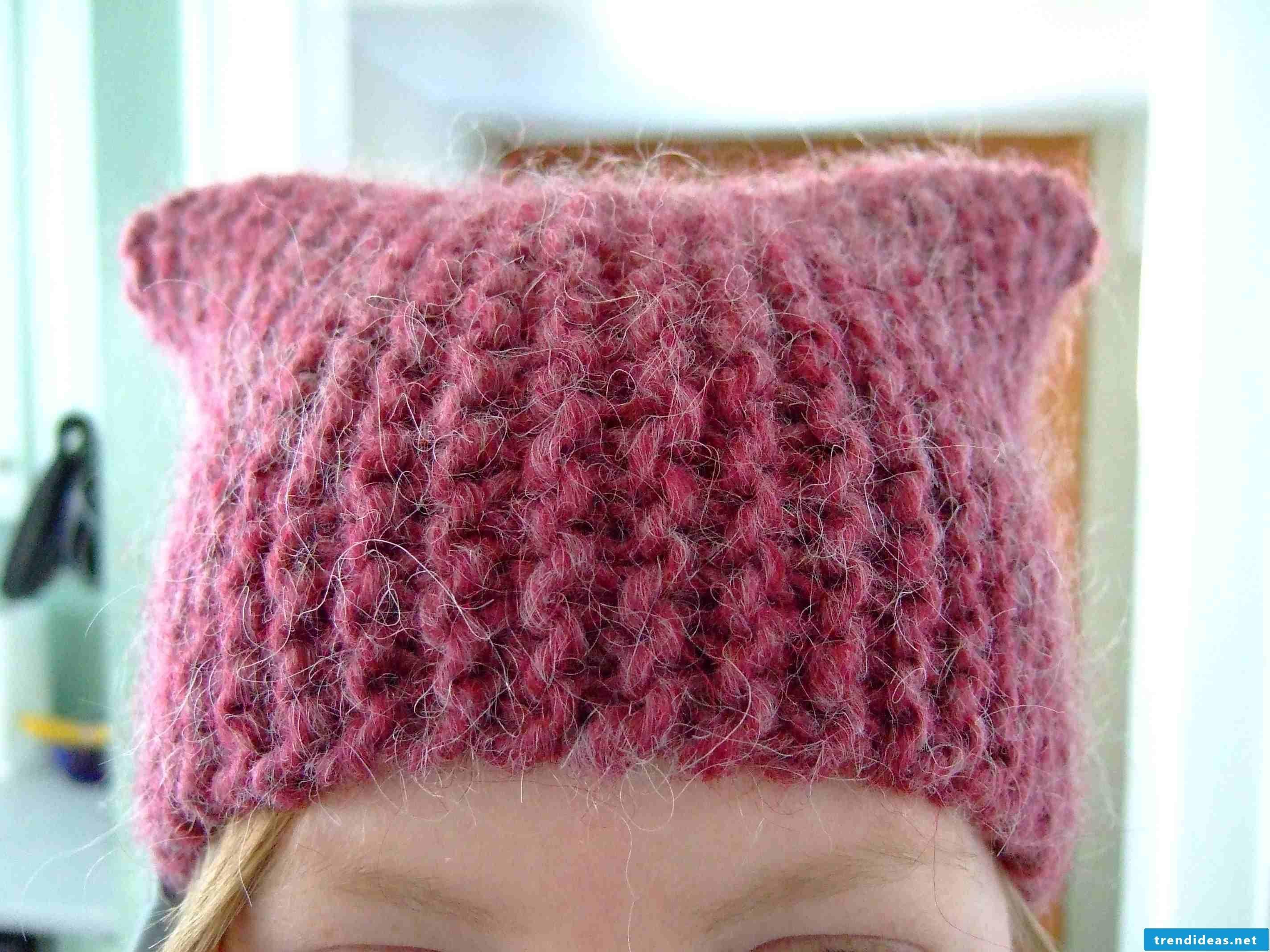 the modern ear cap