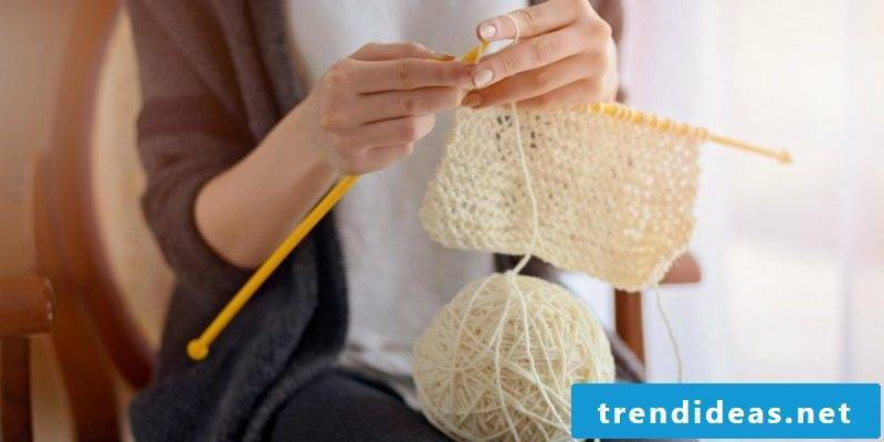 Knitting for beginners important techniques