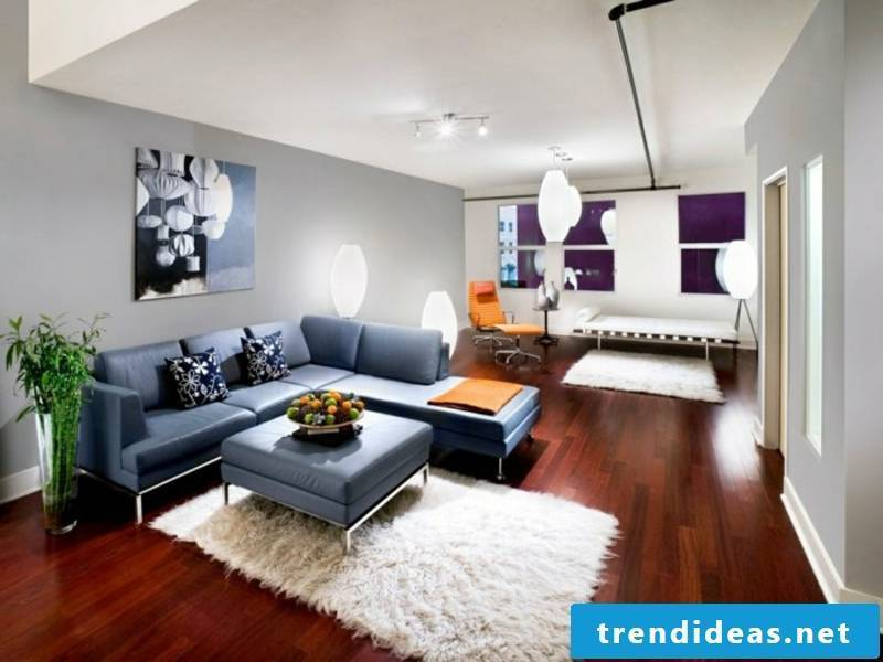 designer very bright living room lighting
