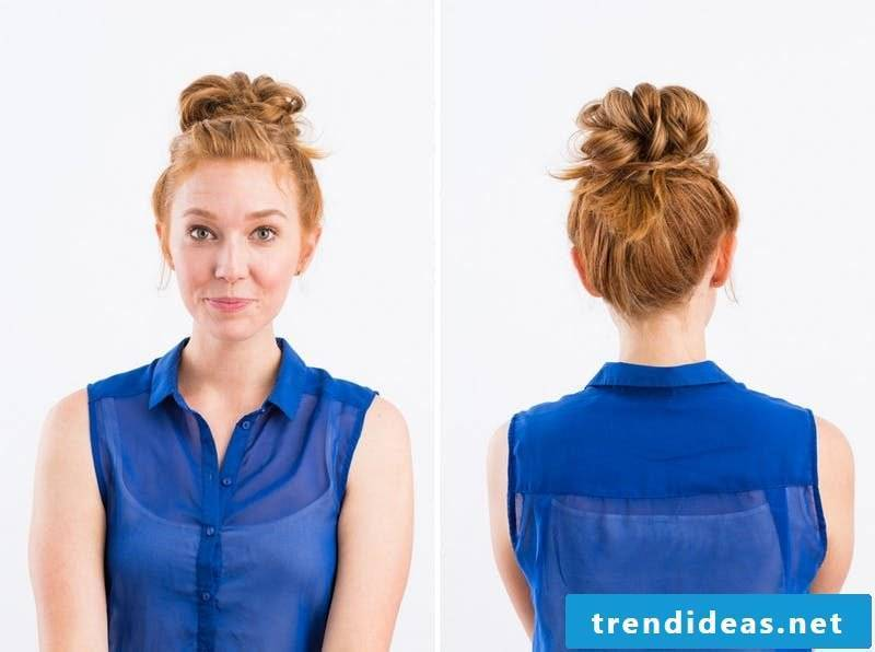 Fast hairstyles every day