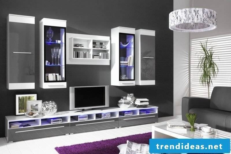 led indirect lighting modern