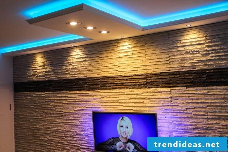 led indirect lighting creative