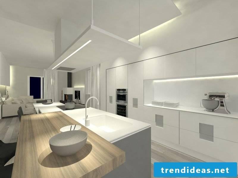 led indirect lighting cozy