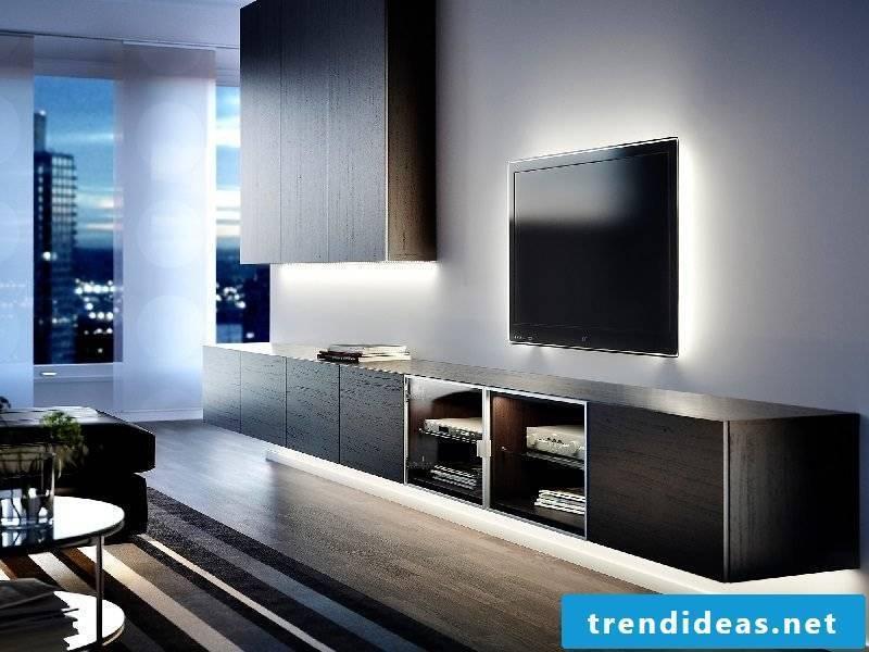 Led indirect lighting stylish