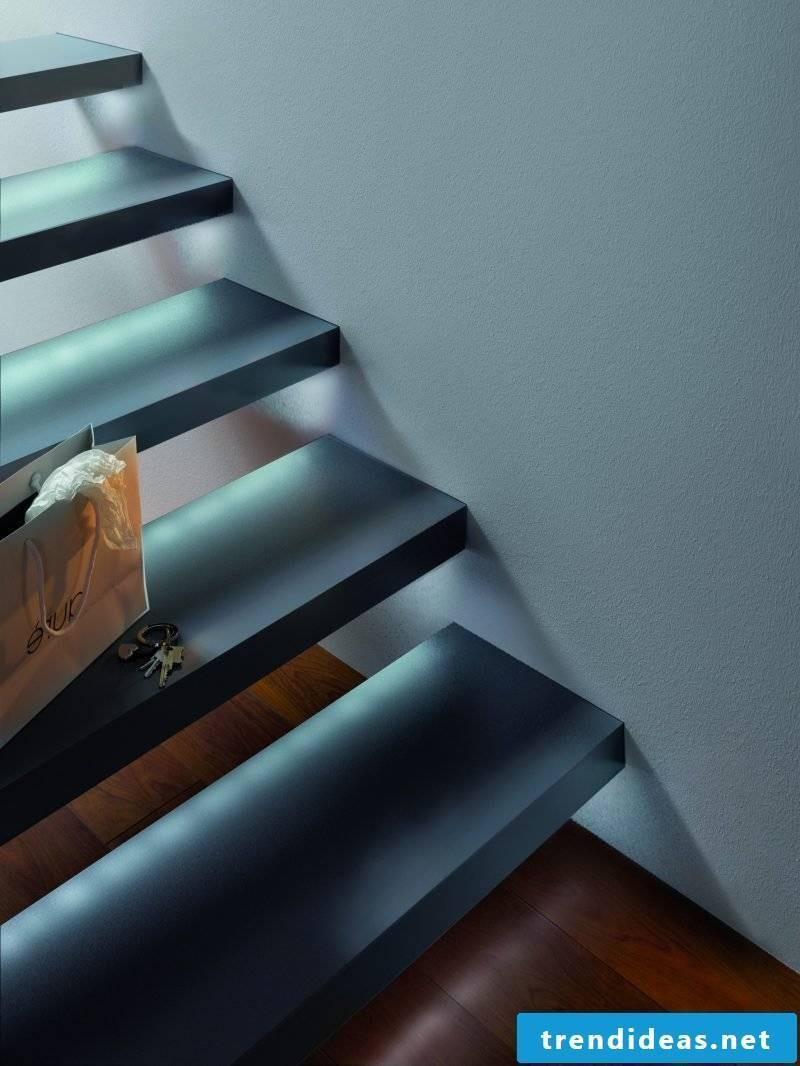 led stairwell advantageous