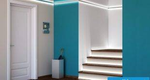 LED staircase lighting - 22 innovative examples