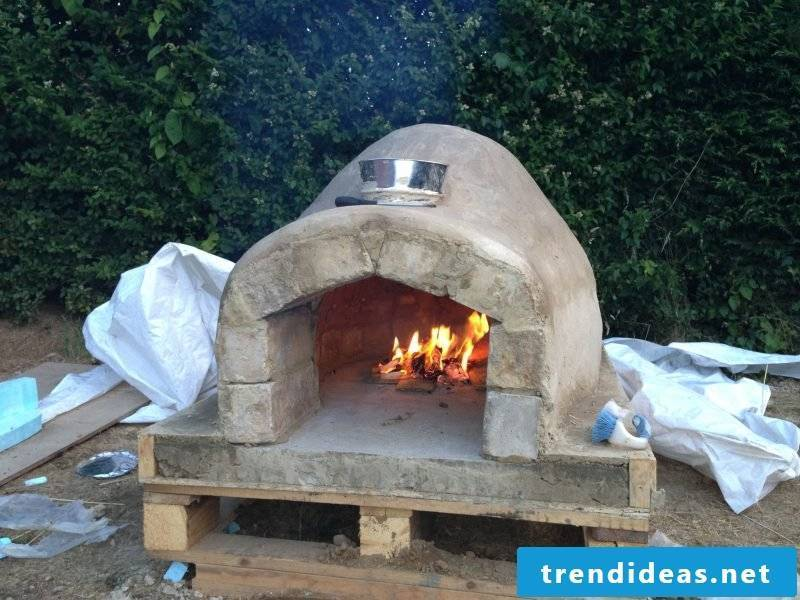Oven itself make the result