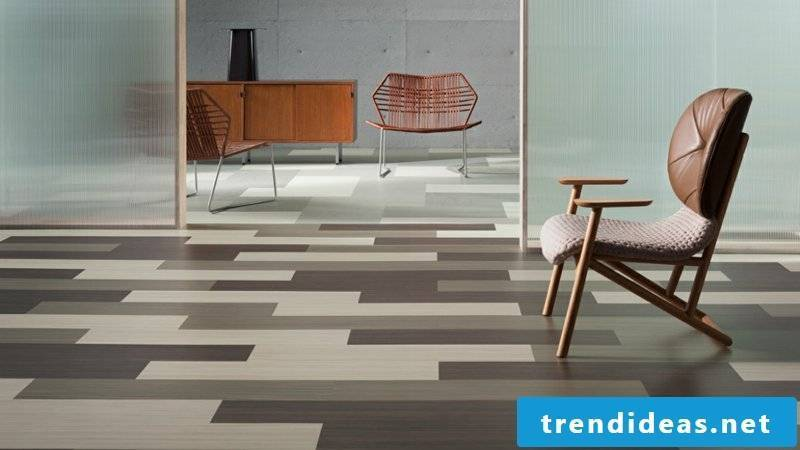 linoleum floor shade gray easy care