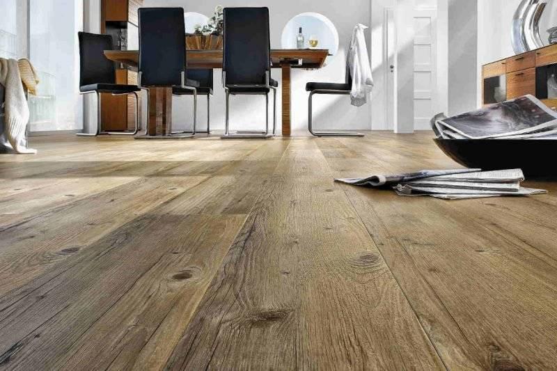 linoleum wood look classic