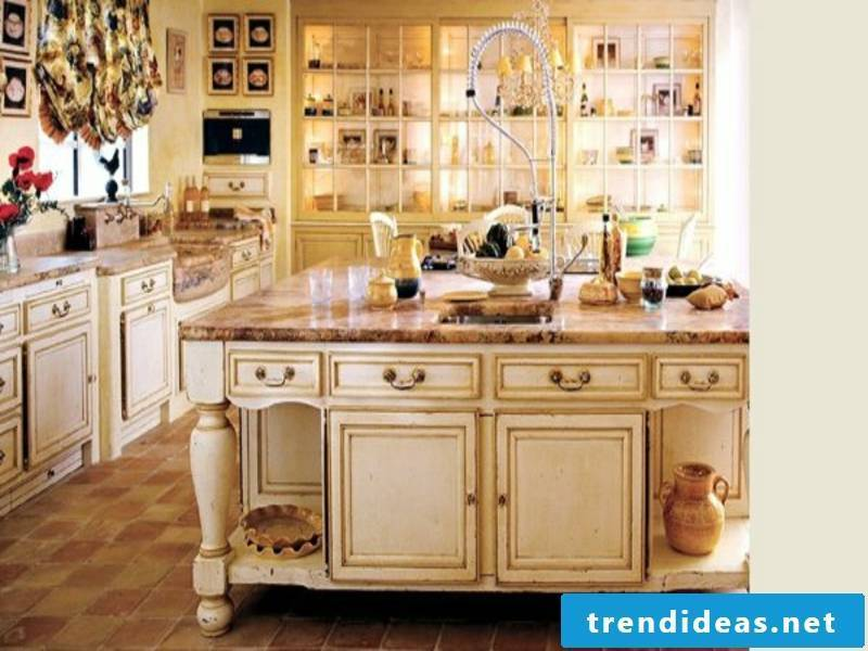 beautiful living ideas in the provence kitchen