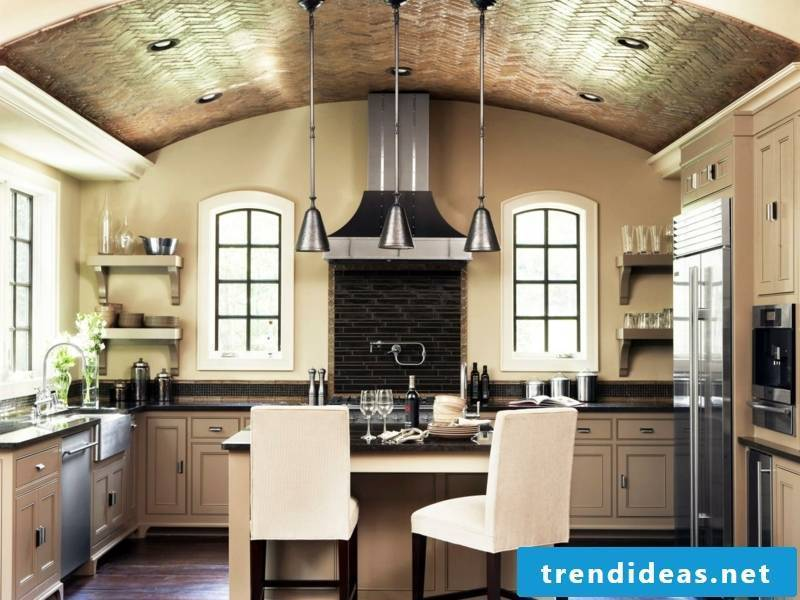 home lighting ideas for the provence kitchen