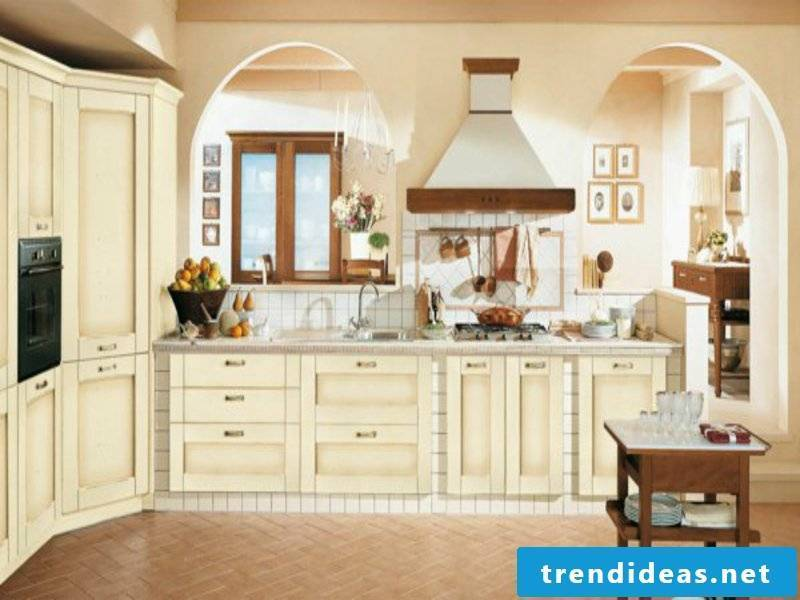 home ideas for fresh flowers in the provence kitchen