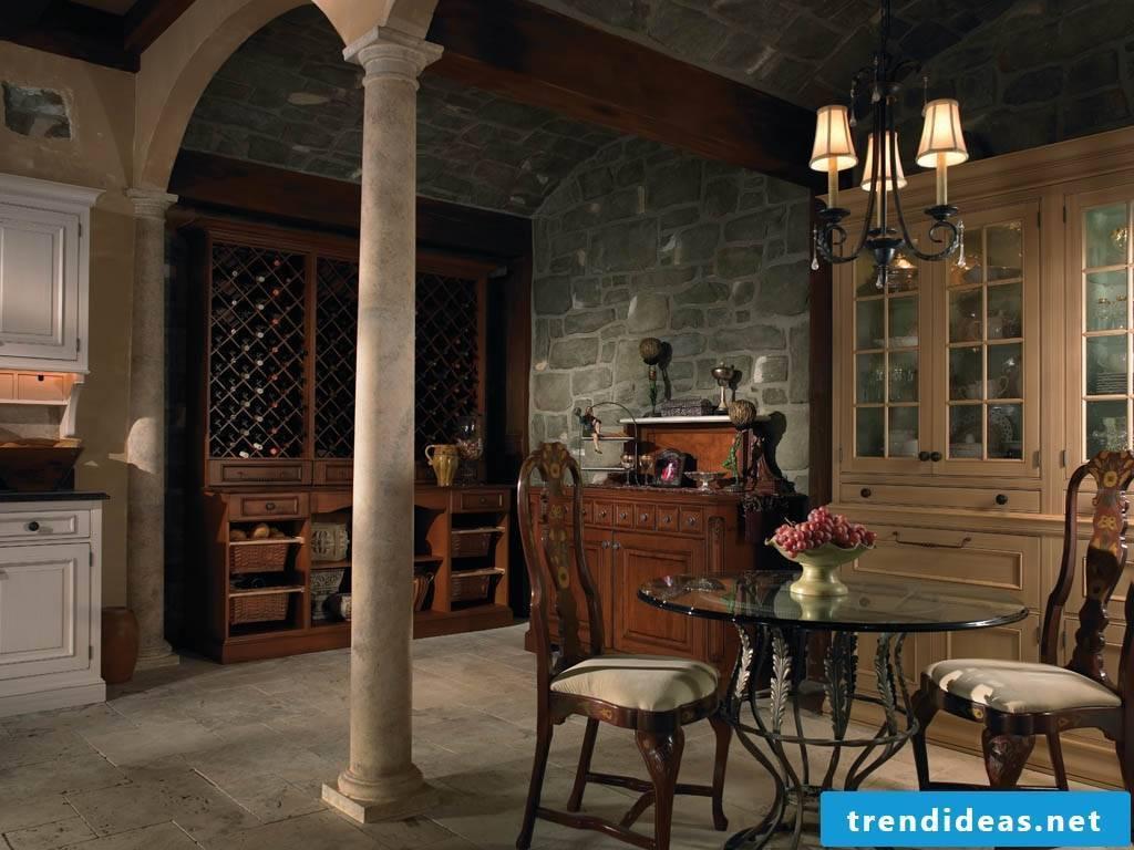 home decor for a darker provence kitchen