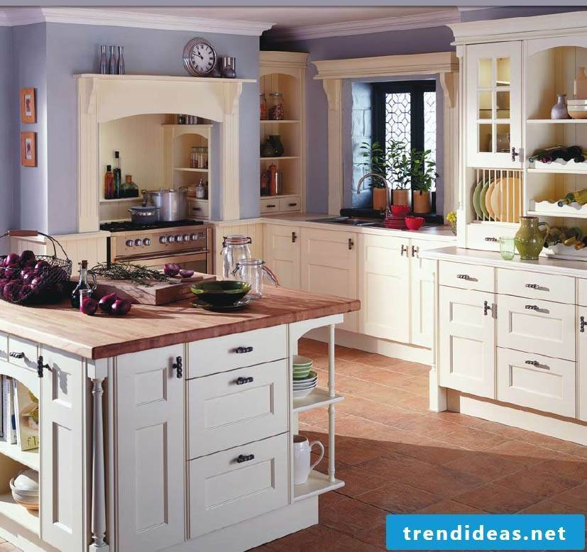 purple living ideas for the provence kitchen
