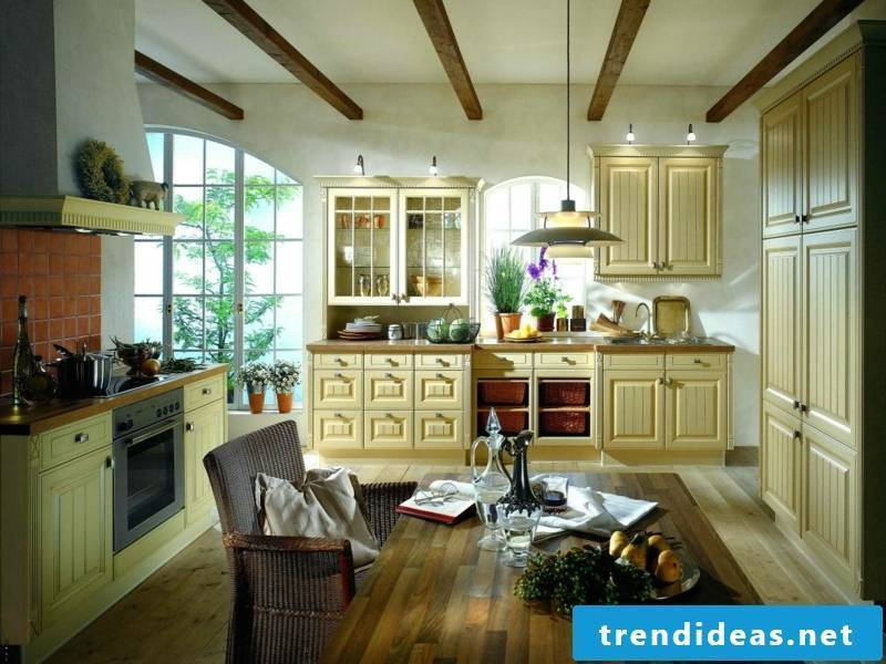 green provence kitchen