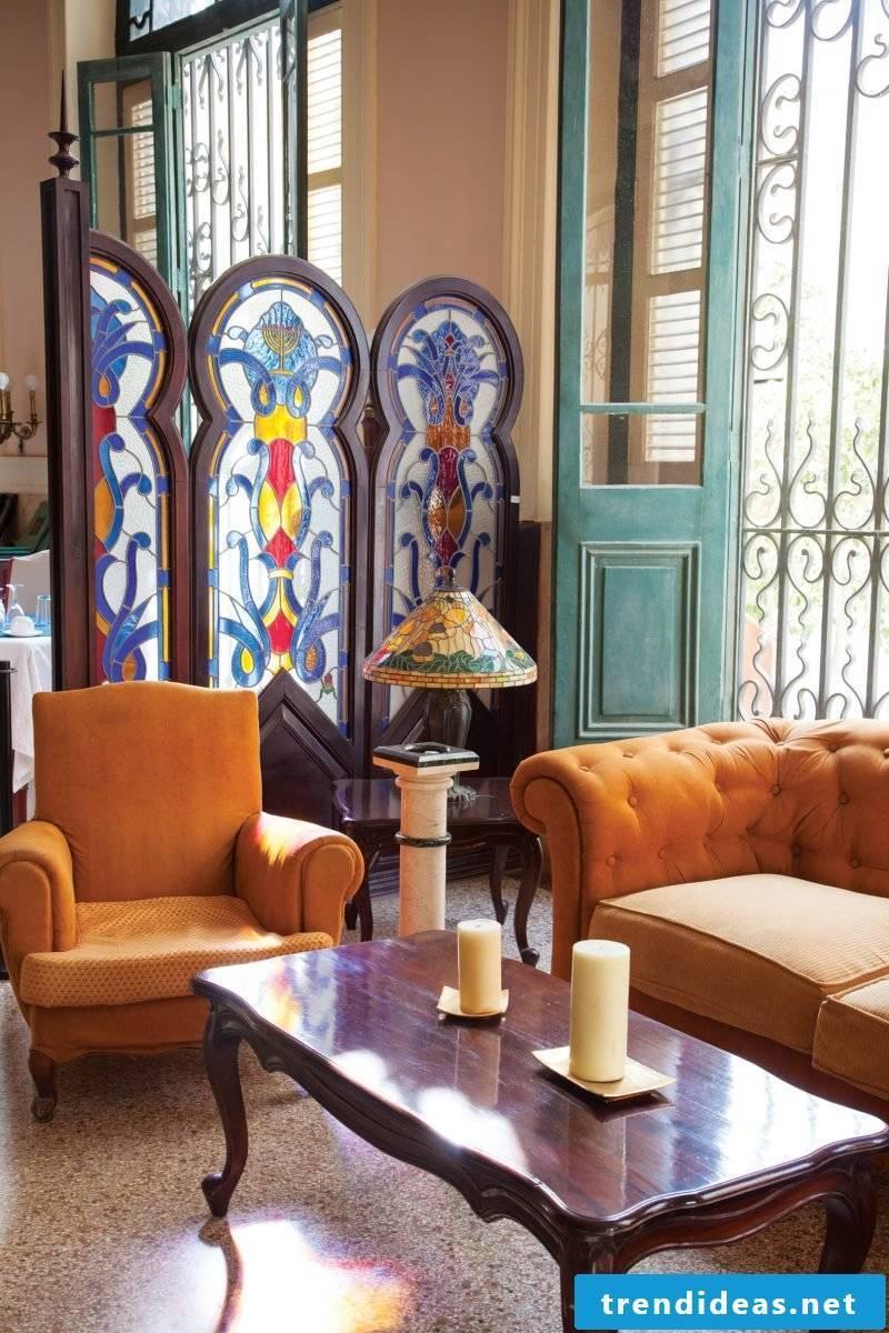 Art Nouveau features ideas