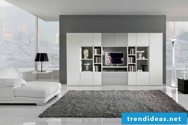 Living room minimalism