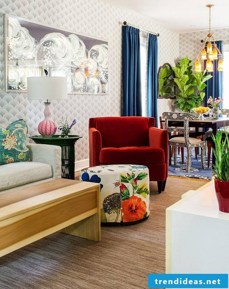 How to bring spring home: Brighten your living room