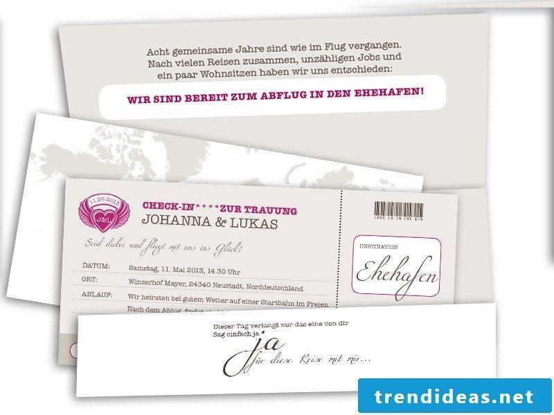 make wedding invitations yourself interesting
