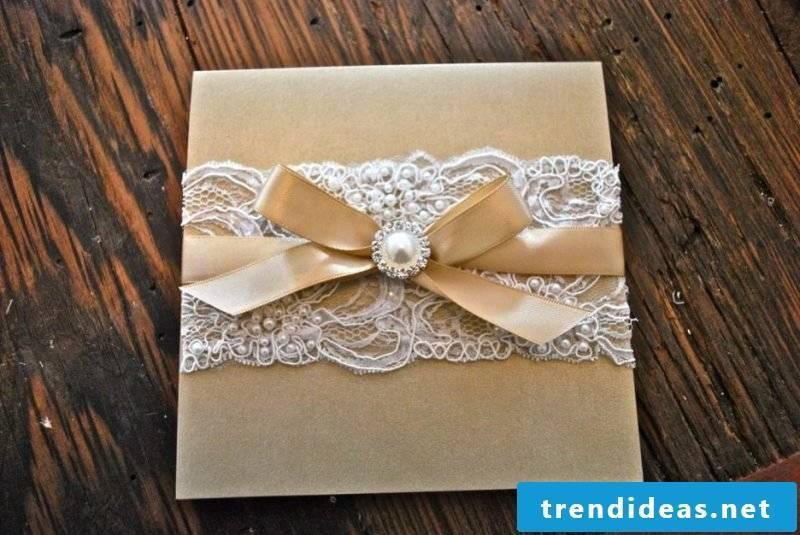 make your own wedding cream
