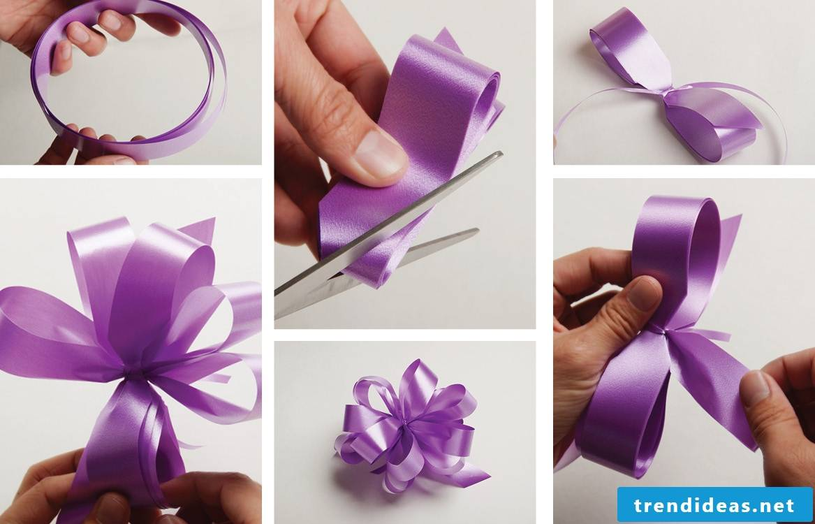 An idea for gift wrapping