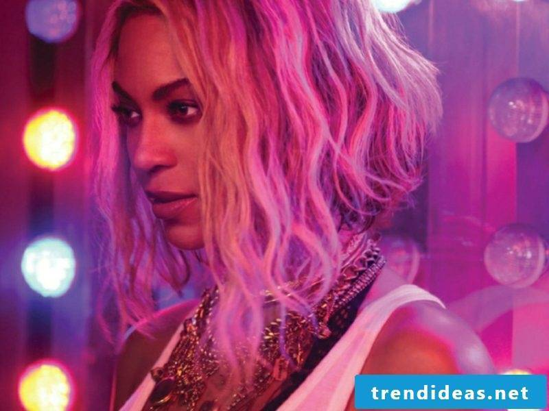 Long Bob 2016 modern ideas Beyonce