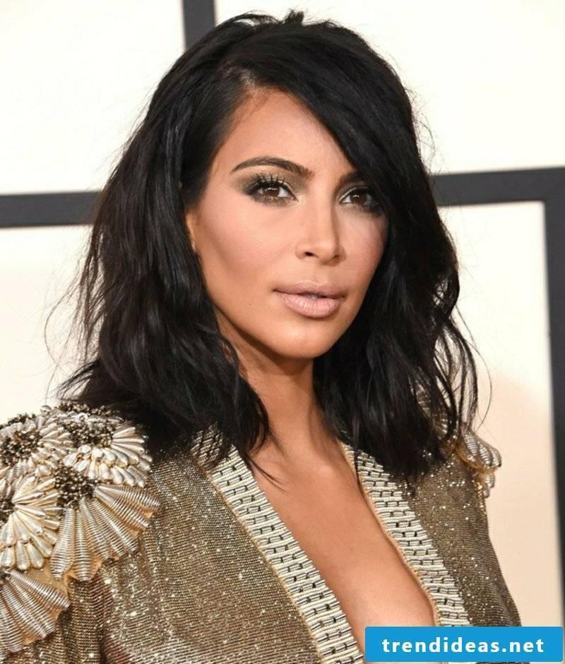 Hairstyles 2016 Longhair Kim Kardashian