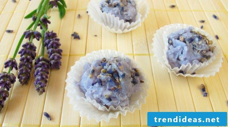 Cold bath itself make bath bombs lavender