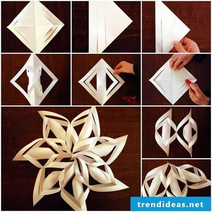 Christmas stars craft ideas