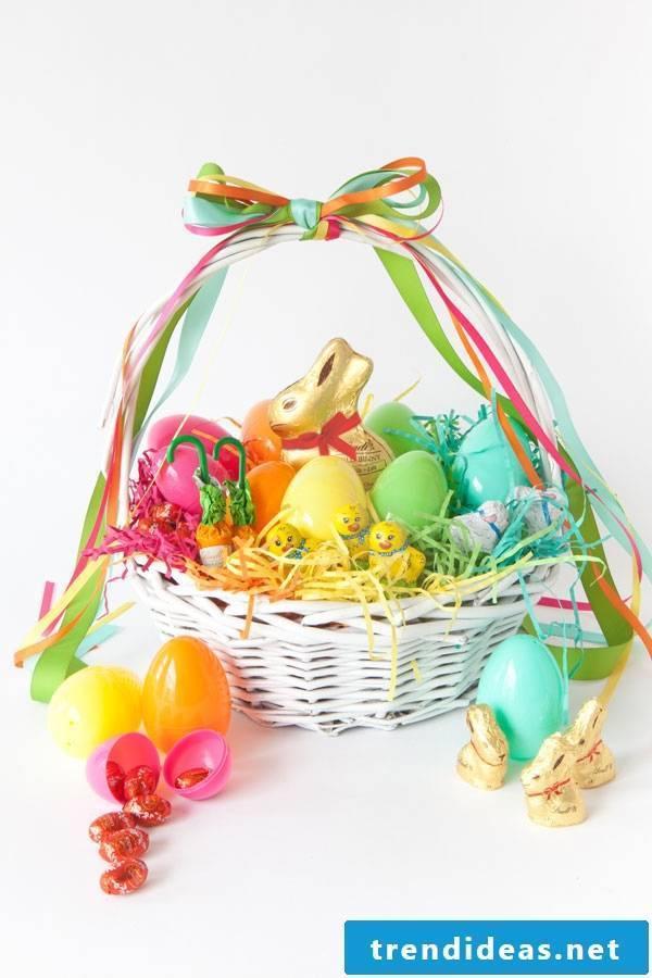Easter basket craft ideas for decoration