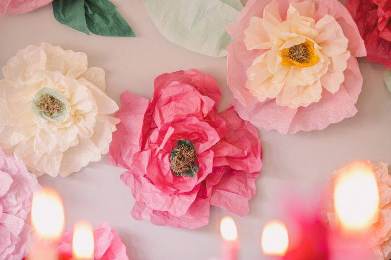 flowers crafting paper flowers crafting handicraft instructions flower crafting