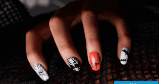 Make Halloween nails yourself - 31 instructions to make your own