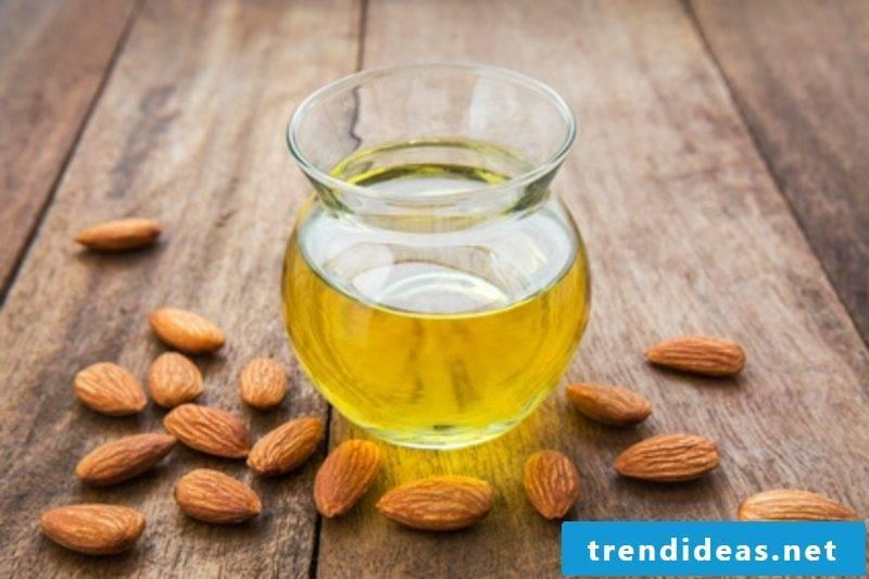 Almond oil DIY hand cream