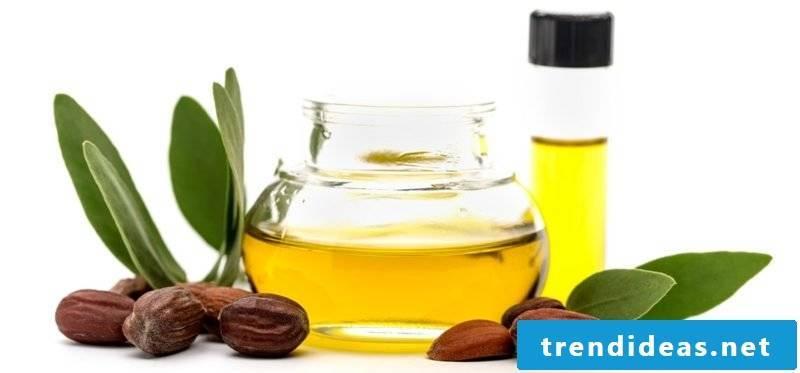 hand cream itself make jojoba oil